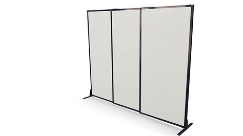 Whiteboard Portable 1050 by Afford A Wall Sliding Room Divider Polycarbonate