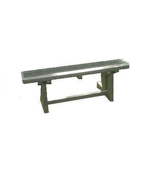 fancy bench 1 2m fancy bench no back 2 seater mctimber structres