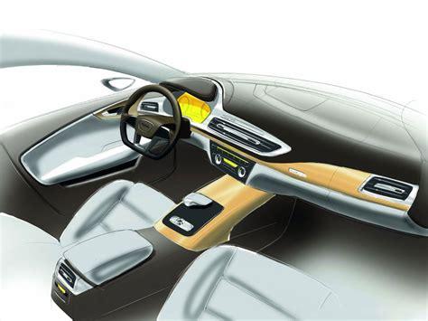 audi interior design audi a7 sportback interior design sketch car design