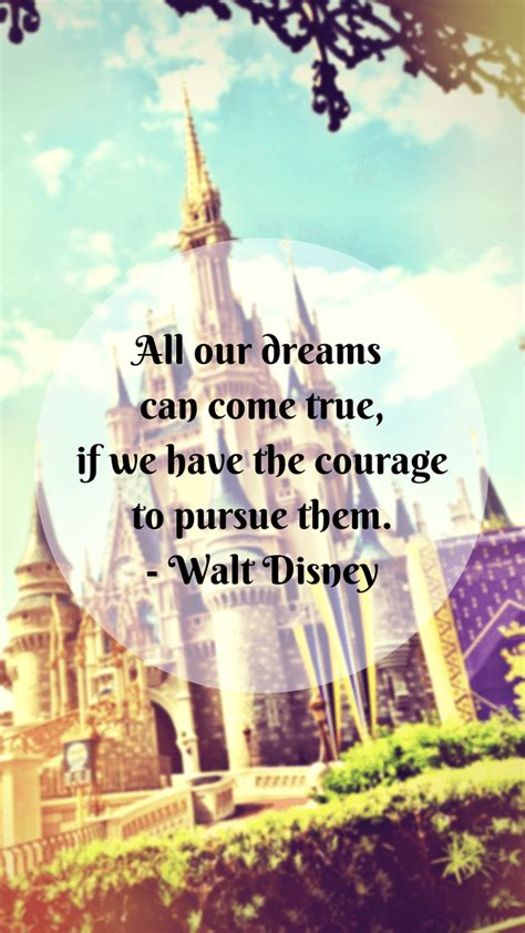 Disney Wallpaper With Quotes | walt disney wall quotes quotesgram