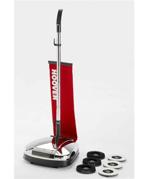 Floor Polishers by Domestic Floor Polisher Buffer With Retro Design Hoover