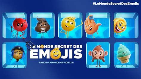 Film Avec Des Emoji | le monde secret des emojis d 233 couvrez la bande son