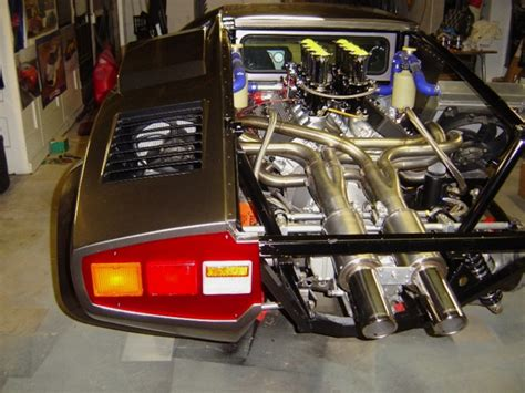 Who Builds Lamborghini Builds A Lamborghini From Scratch In His Basement
