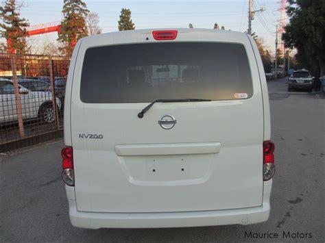 nissan vanette 2013 used nissan vanette 7 seater 2013 vanette 7 seater for