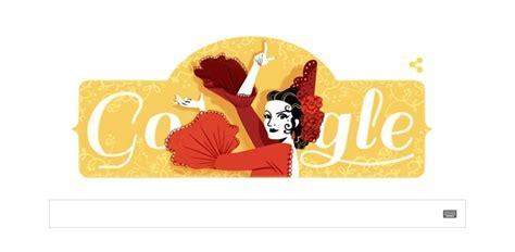 google imagenes uñas 93 года со дня рождения лолы флорес google посвятил дудл
