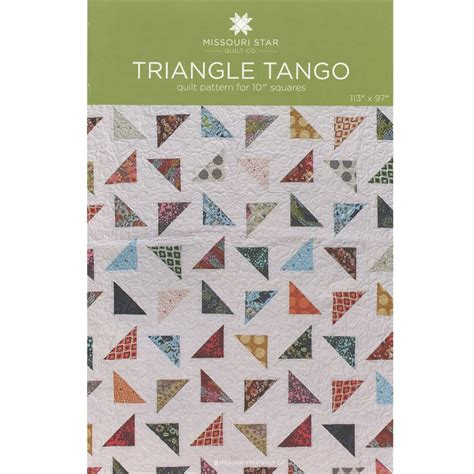 Missouri Quilt Store by Triangle Pattern Sku Pat868 Missouri Quilt