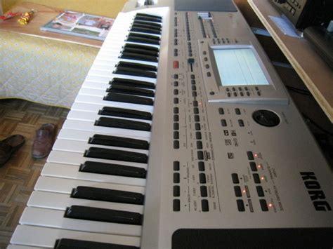 Keyboard Korg Pa80 korg pa80 image 44785 audiofanzine