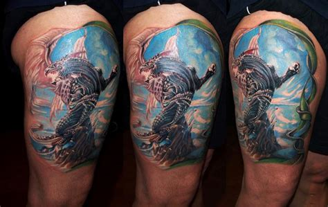 fantasy sleeve tattoo designs 40 tattoos designs images and ideas