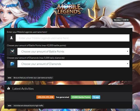 kode mobile legend mobile legends cheats and hacks mod apk free diamonds