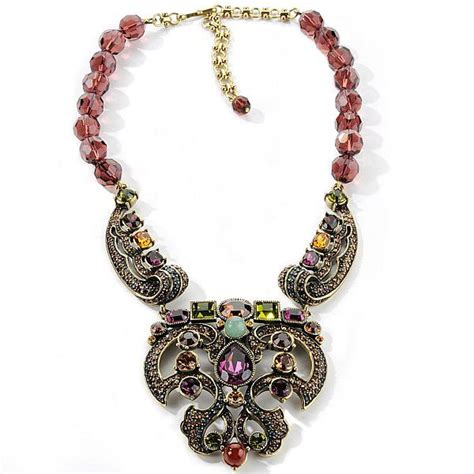 necklaces for women beaded necklaces jewelry hsn heidi daus charms hsn shopping jewelry heidi daus