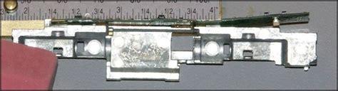 brown surface mount resistor dcc for a kato de10