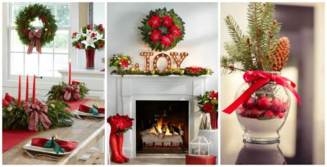 decorating your home for christmas home design