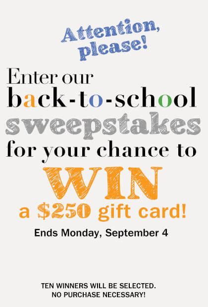 Sweepstakes Open To Legal Residents Of California - sweepstakeslovers daily bon ton ulta beauty more