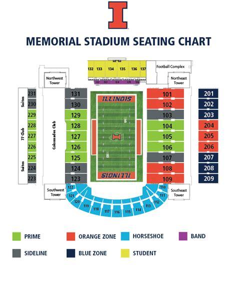 stadium seating chart memorial stadium seating chart 2017 nebraska memorial