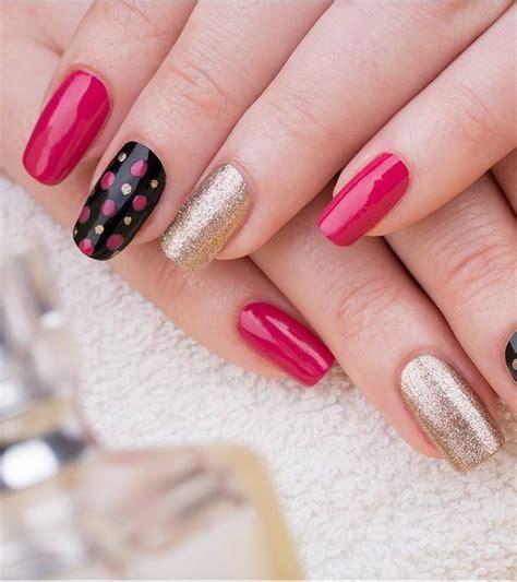 Beautiful Nail Ideas by Welcoming March With 35 Beautiful Nail Ideas Nona Gaya