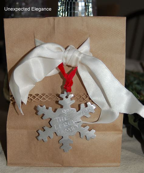 gift tag alternative elegance
