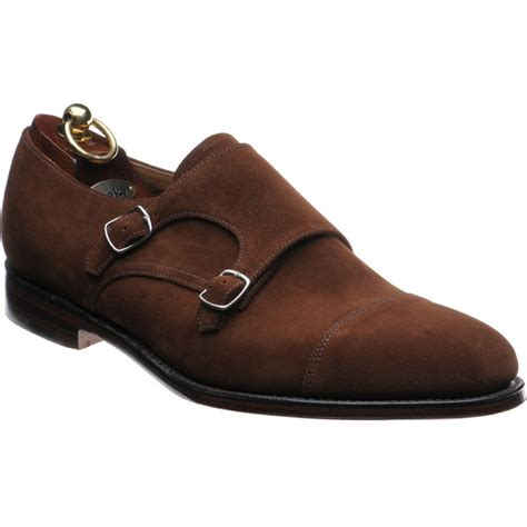 Best Handmade Shoes Uk - loake shoes loake 1880 anniversary cannon monk