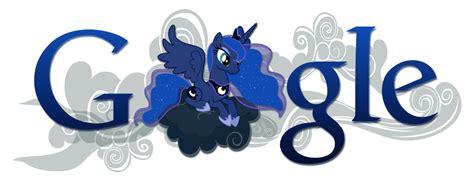 google themes luna princess luna google logo install guide by thepatrollpl