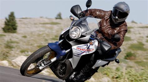Motorrad Honda Transalp 700 Tuning by Strassen Enduro Feuerstuhl Das Motorrad Magazin