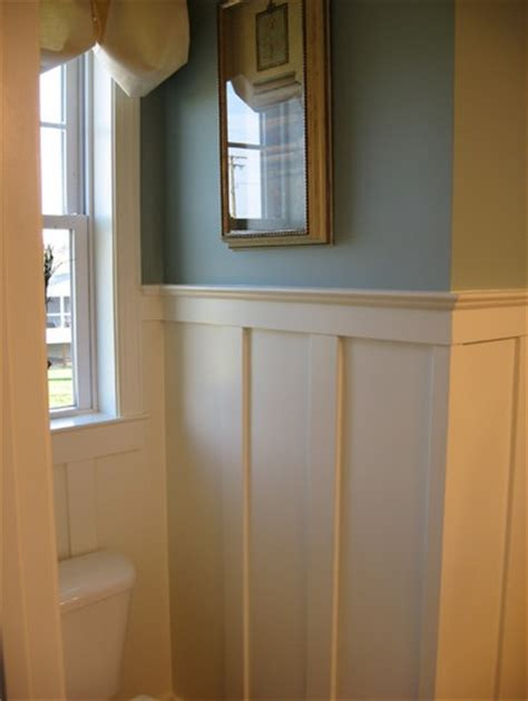 Wainscoting Ideas Bathroom Baltimore Bathroom Wainscoting Design Pictures Remodel Decor And Ideas Reno Guest Bath