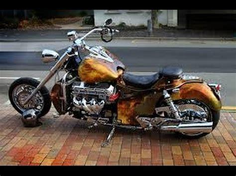 Bosshoss Bike Burnout by Harley Davidson Hoss