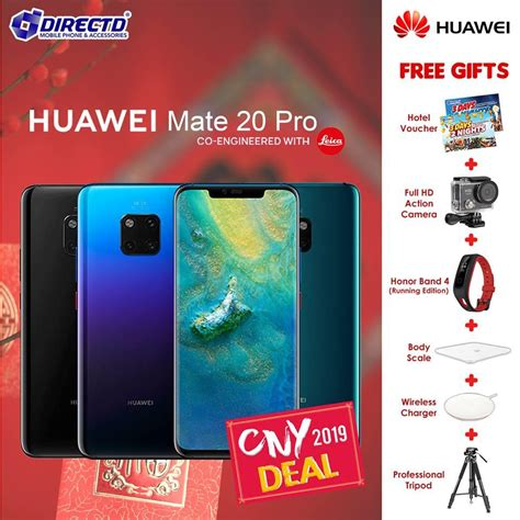 huawei mate 20 pro cny 2019 deal end 10 19 2019 6 15 pm