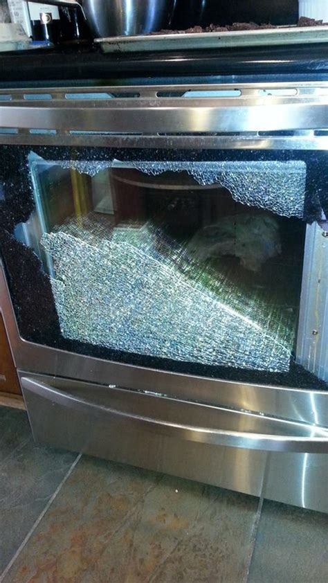 whirlpool oven glass door shattered oven shattered glass door bosch oven door glass
