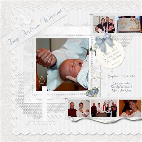 layout design for baptism 1000 images about scrapbook layouts religion on