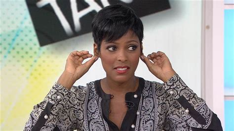 why is tamara hall so thin why a pair of earrings landed tamron hall in surgery