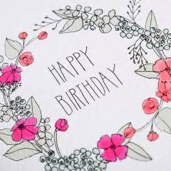 sketches for birthday card 17 best ideas about happy birthday font on