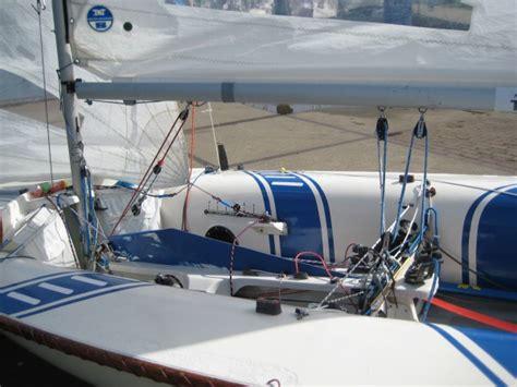 te koop 470 zeilboot optuigen van een zwaardboot tweemans 470 beterzeilen nl