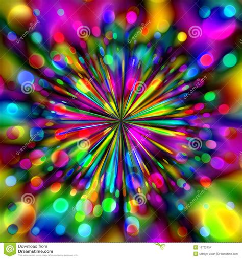 colorful pictures colorful fireworks stock images image 11762454