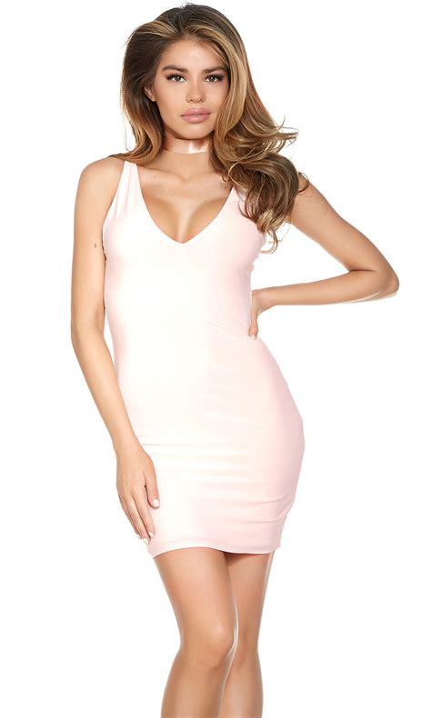 Mini Dress Don T don t beat around the blush mini dress