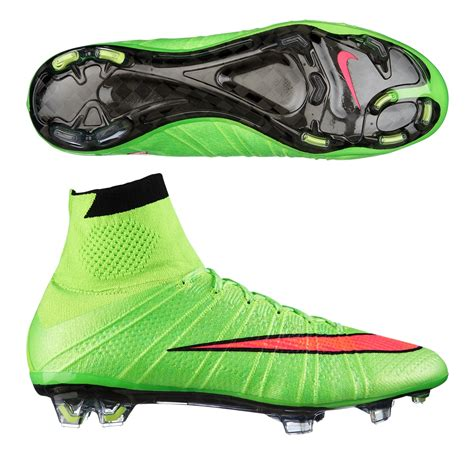 superfly football shoes nike mercurial superfly iv soccer cleats electric green