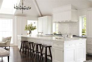 Ideas For White Kitchens White Kitchen Decorating Ideas Mick De Giulio Kitchen Design