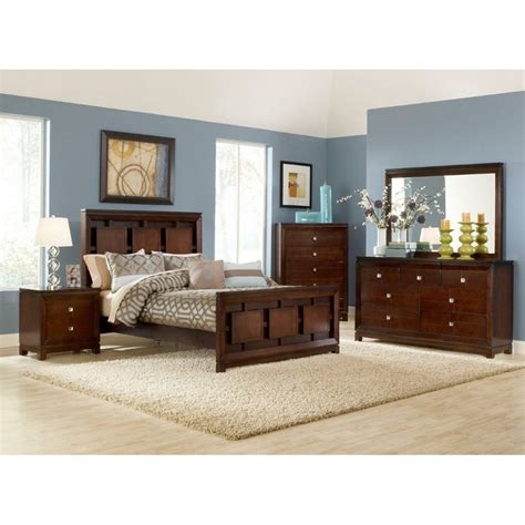 London Bedroom Set | london bedroom bed dresser mirror queen ln600