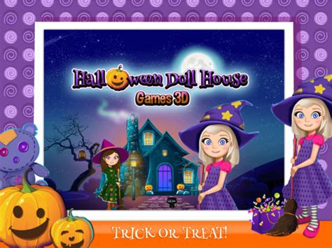 halloween home design games app shopper halloween doll house design decoration game