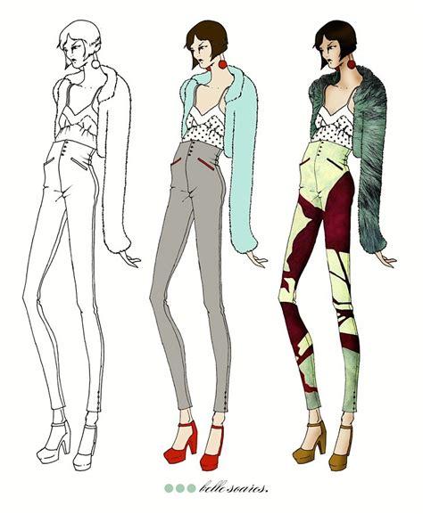 fashion illustration photoshop soares i