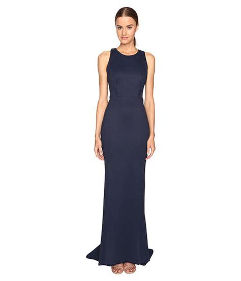 Zac Posens Newest The Iconic Alexia And Antonia Handbags by Zac Posen Jersey Sleeveless Gown At Luxury Zappos
