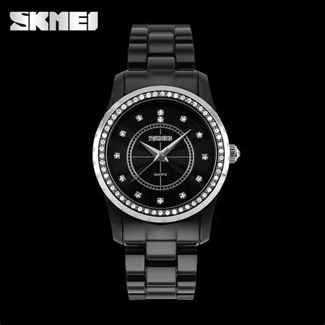 Jam Wanita 1 skmei jam tangan analog wanita 1159c black jakartanotebook