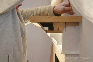 Cost To Build Bookshelves - building our fireplace the diy mantel our diy house the diy mommy