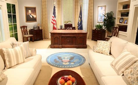 the oval office youtube builds election themed sets at its american production spaces tubefilter