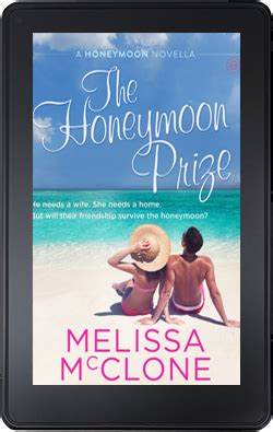 Honeymoon Giveaways 2014 - the honeymoon prize giveaway melissa mcclone