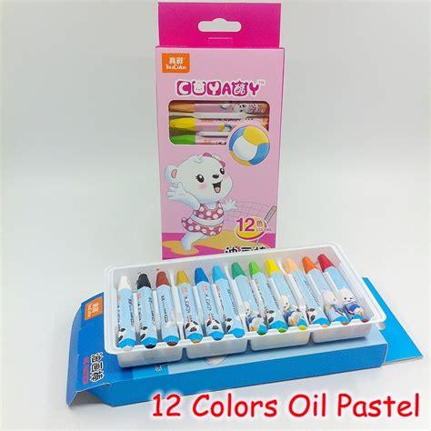 Crayon 12 Pastel Deli 6961 buy wholesale pastel pencils from china pastel pencils wholesalers aliexpress