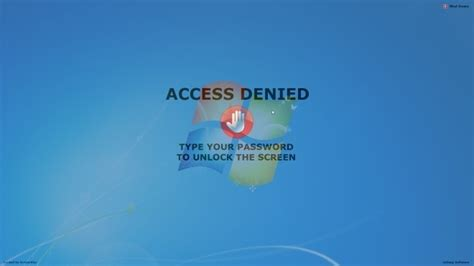 screenblur automatically locks  pc screen  case