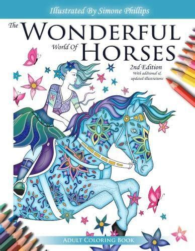 horses revised edition books the wonderful world of horses 2nd edition