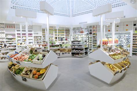 architecture blog dada biocoop paris 233 picerie bio par jeff van dyck blog