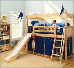 Toddler Bunk Bed With Slide Home Design Interior Decor Home Furniture Architecture House Garden 2011 Bunk Beds For