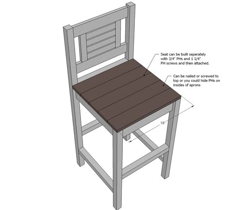 pdf diy bar stool woodworking plans armoire