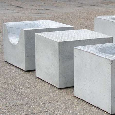 Cement Furniture by Cement Furniture Concrete Things By Nola Is Durable And
